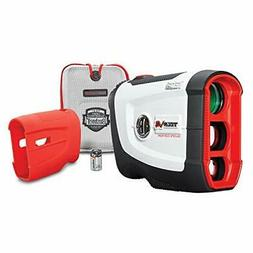 Bushnell Tour V4 Shift  Golf Laser Rangefinder, Patriot Pack