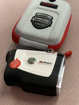 Bushnell Tour V4  Golf Laser Rangefinder | PATRIOT PACK | NE