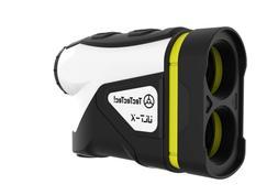 TecTecTec ULT-X Golf Rangefinder - Laser Range Finder with 1