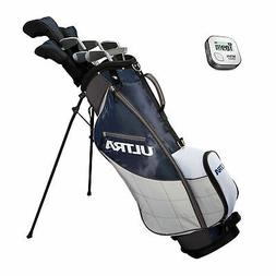 Wilson Ultra Mens 13 Piece Right Handed Complete Golf Club B
