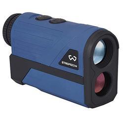 Wosports Upgraded Battery Cover, Golf Rangefinder, Laser Dis