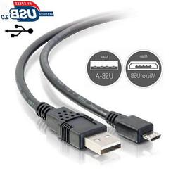 USB Charger PC Charging Data Cable Cord Bushnell Neo Ghost G