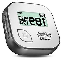 Golf Buddy Voice 2 Talking GPS Range Finder Rechargeable Wat