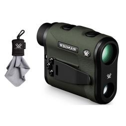 Vortex Ranger 1800 Laser Rangefinder with Spudz Cleaning Clo