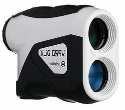 TecTecTec VPRO DLX Golf Rangefinder - Waterproof Laser Range