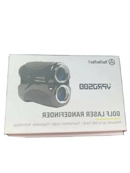 TecTecTec VPRO500 Golf Rangefinder - Laser Range Finder with