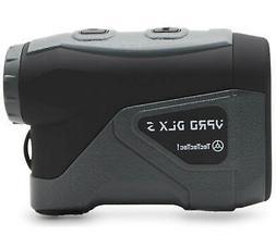 TecTecTec VPRODLXS Golf Rangefinder - Waterproof Laser Range