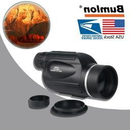 Waterproof 13X50 Range Finder Monocular Telescope 1000m Hunt