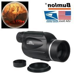 13X50 1000m HD Rangefinder Spotting Scope Monoculars Waterpr