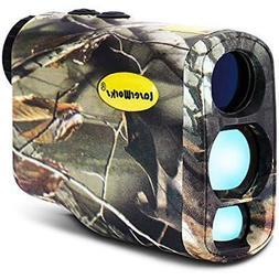 LaserWorks Laser Rangefinders LW1000PRO Hunting Golf, Fog Me