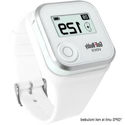 Wrist Band Golf Buddy GPS Rangefinder Voice 1 2 Accessory WR