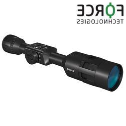 ATN X-Sight 4K Pro 5-20x Smart Day/Night Rifle Scope iOS or