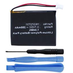 YK372731 Battery for Golf Buddy Voice, Voice+, VS4, Voice 2