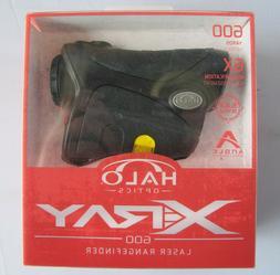 Halo Optics Z6X2-7 XRay 600 Yards Laser Rangefinder #9476